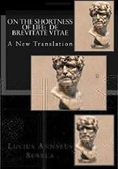 Okładka książki O krótkości życia Lucius Annaeus Seneca (Seneka)
