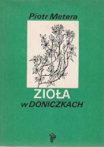 Okładka książki Zioła w doniczkach