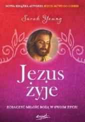 Okładka książki Jezus żyje Sarah Young