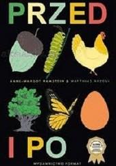 Okładka książki Przed i po Anne-Margot Ramstein,Matthias Aregui