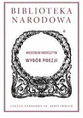 Okładka książki Wybór poezji Hieronim Morsztyn