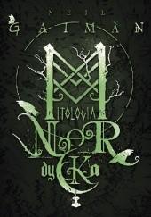 Okładka książki Mitologia nordycka Neil Gaiman