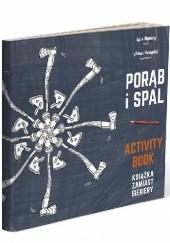 Okładka książki Porąb i spal. Książka zamiast siekiery – activity book Lars Mytting