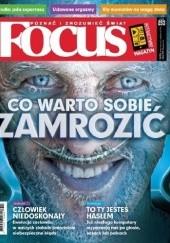Okładka książki Focus 10/2016 Redakcja magazynu Focus