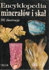 Okładka książki Encyklopedia minerałów i skał Jiří Kouřimský