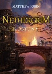 Okładka książki Kostuny Matthew Jobin