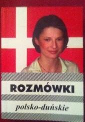 Okładka książki Rozmówki polsko-duńskie Urszula Michalska
