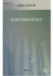 Okładka książki Wspomnienia Adam Jóźwik