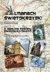 Okładka książki Almanach Świętokrzyski Tom 1 Z dziejów regionu świętokrzyskiego