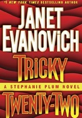 Okładka książki Tricky Twenty-Two Janet Evanovich