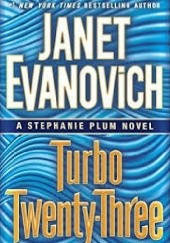 Okładka książki Turbo Twenty-Three Janet Evanovich