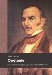 Okładka książki Opętanie Allan Kardec