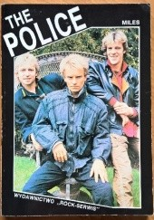 Okładka książki The Police. Sting, Summers i Copeland