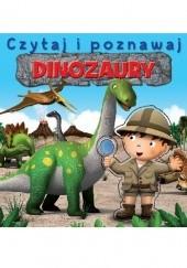 Okładka książki Dinozaury. Czytaj i poznawaj Émilie Beaumont,Nathalie Bélineau