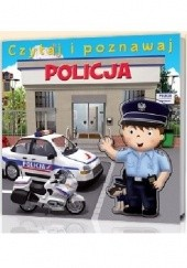 Okładka książki Policja. Czytaj i poznawaj Émilie Beaumont,Nathalie Bélineau