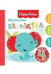 Okładka książki Wycieczka słoniątka. Fisher Price Puzzle