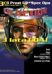 Okładka książki CD-Action 04/99 Redakcja magazynu CD-Action