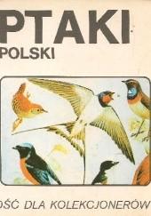Okładka książki Ptaki Polski