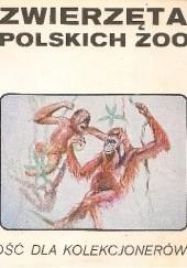 Okładka książki Zwierzęta polskich zoo
