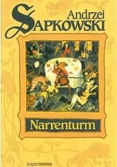 Okładka książki Narrenturm Andrzej Sapkowski