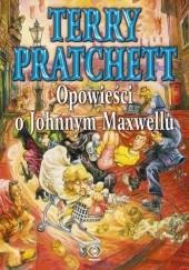 Okładka książki Opowieści o Johnnym Maxwellu Terry Pratchett