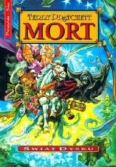 Okładka książki Mort Terry Pratchett