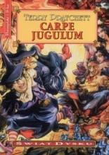 Okładka książki Carpe Jugulum