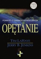 Okładka książki Opętanie Tim LaHaye,Jerry B. Jenkins