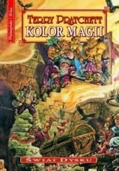 Okładka książki Kolor magii Terry Pratchett