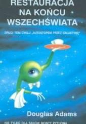 Okładka książki Restauracja na końcu wszechświata Douglas Adams