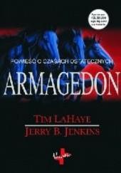 Okładka książki Armagedon Tim LaHaye,Jerry B. Jenkins