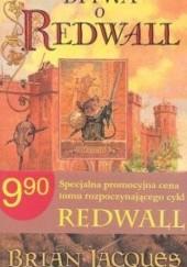 Okładka książki Bitwa o Redwall Brian Jacques
