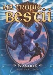 Okładka książki Nanook: Śnieżny potwór