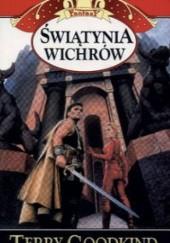 Okładka książki Świątynia Wichrów Terry Goodkind