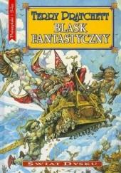 Okładka książki Blask fantastyczny Terry Pratchett