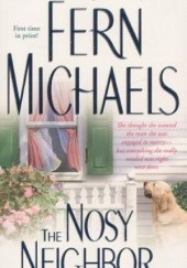 Okładka książki The Nosy Neighbor Fern Michaels