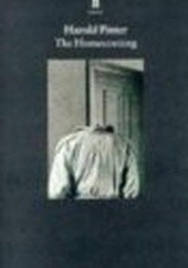 Okładka książki Homecoming Harold Pinter