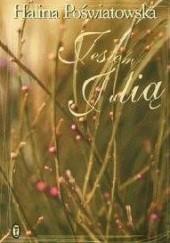 Okładka książki Jestem Julią Halina Poświatowska