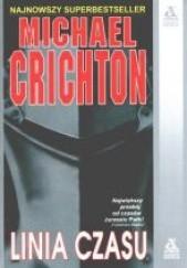 Okładka książki Linia czasu Michael Crichton