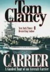 Okładka książki Carrier Tom Clancy