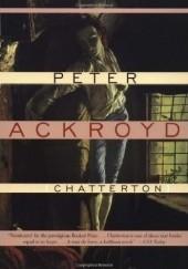 Okładka książki Chatterton Peter Ackroyd