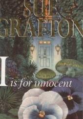 Okładka książki I Is for Innocent Sue Grafton