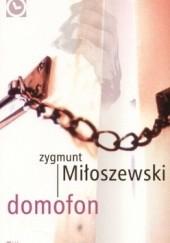 Okładka książki Domofon