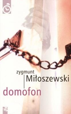 Okładka książki Domofon Zygmunt Miłoszewski
