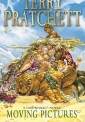 Okładka książki Moving Pictures Terry Pratchett