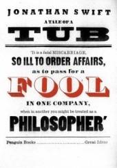 Okładka książki A Tale of A Tub Jonathan Swift
