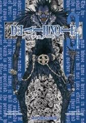 Okładka książki Death Note #3: Wyścig Tsugumi Ohba,Takeshi Obata