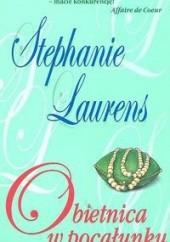 Okładka książki Obietnica w pocałunku Stephanie Laurens