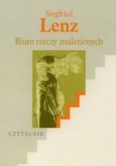 Okładka książki Biuro rzeczy znalezionych Siegfried Lenz