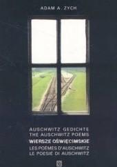 Okładka książki Wiersze oświęcimskie Adam Alfred Zych